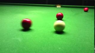Snooker/Pool Squeeze Shot