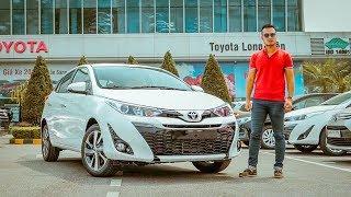 Đánh giá xe Toyota Yaris 2018 nhập khẩu - giá 650 triệu  XEHAY.VN 