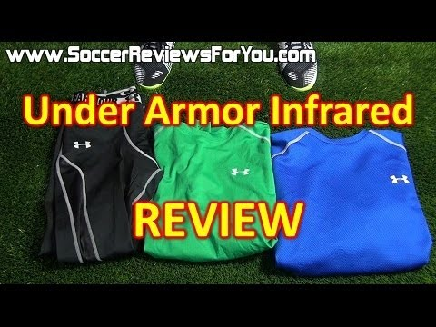Under Armour Cold Gear Infrared Apparel Review