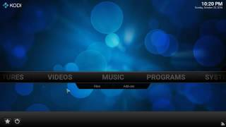 How to Install Add-ons to KODI using Fusion's TV Add-ons