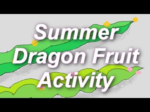 Summer Activity Update 7/2015