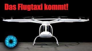 Das Flugtaxi kommt noch dieses Jahr! - Clixoom Science & Fiction