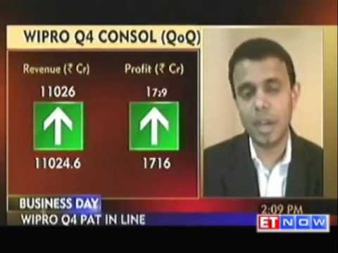 Market Analysts View on Wipro Q4 Earnings