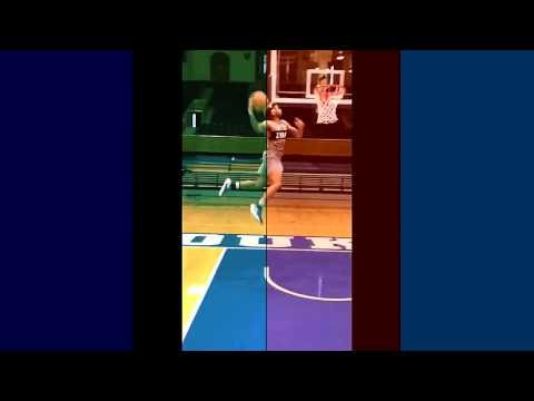 Odell Beckham Jr  Throws Down Windmill at Cameron Indoor Stadium