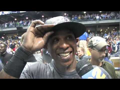 Milwaukee Brewers Clinch 2011 NL Central Celebration Video
