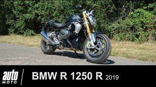2019 BMW R 1250 R Essai POV Auto-Moto.com
