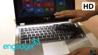 Samsung Series 5 Ultra Convertible Ultrabook Hands-On | Engadget