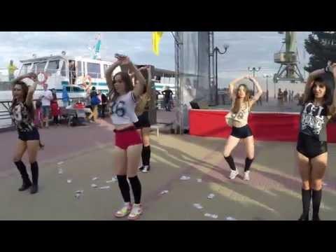 Jazz-fank / T.Starodub group /Dance Center