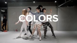 Download Lagu Colors - Halsey / Yoojung Lee Choreography Gratis STAFABAND
