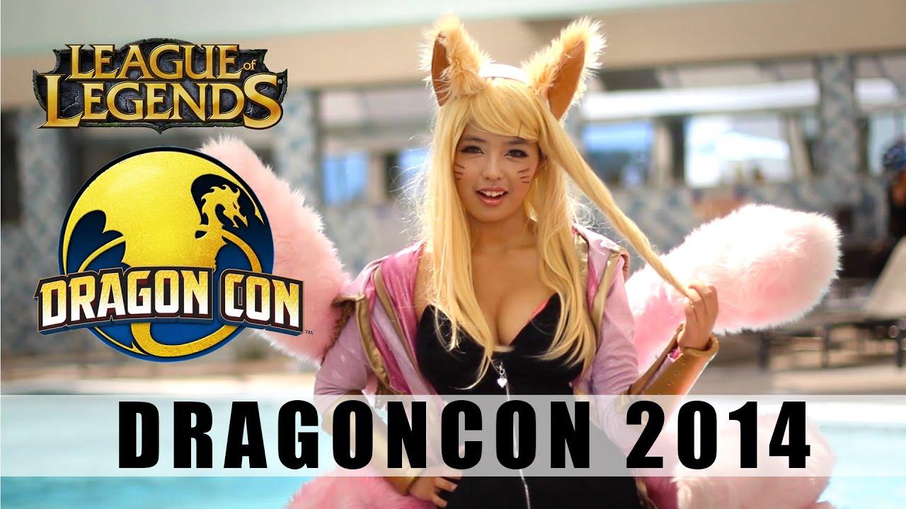 Tổng hợp cosplay Liên Minh đỉnh tại lễ hội DRAGONCON 2014