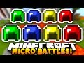 "Minecraft MICRO BATTLES ""WEIRDEST GAME EVER!"" #42 w/PrestonPl..."