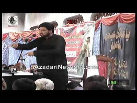Allama Nasir Talhara (Majlis 18 Ramzan 2017 Ameerpur Maingan)