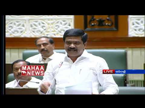 MLA Prashanth Reddy About KTR Role in Telangana Development | Telangana Assembly Live | Mahaa News