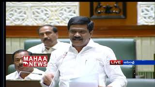 MLA Prashanth Reddy About KTR Role in Telangana Development | Telangana Assembly Live
