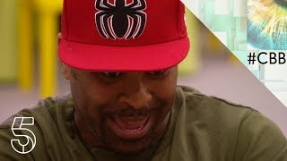 Preview: The CBB crèche, Ashley and Ginuwine simmer on | Day 13 | Celebrity Big Brother 2018