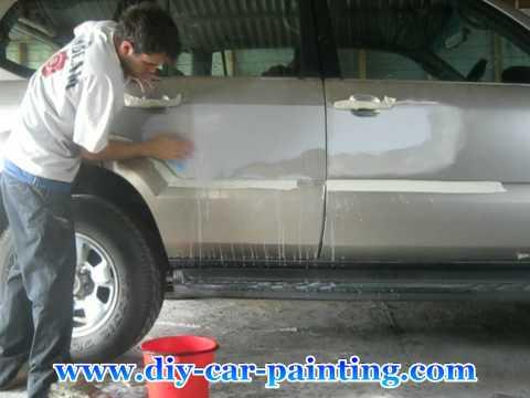 Wet sanding primer