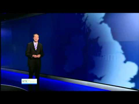 David Moore on RTE's 9 o'clock news on March 19th 2015 talking about the Solar Eclipse
