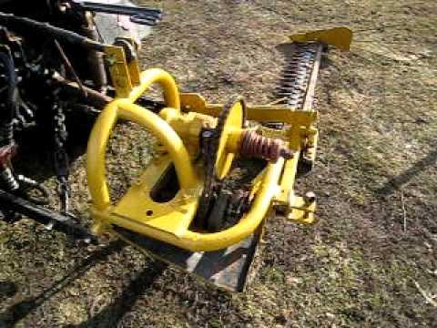 Плуг для трактора т 25 своими руками