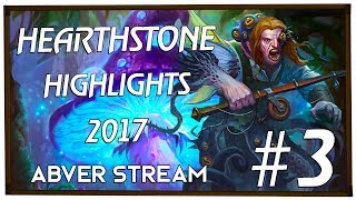 Hearthstone Highlights 2017 #3