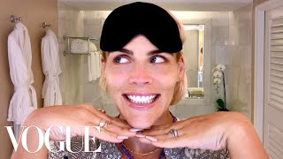 Busy Philipps's Guide to Retinol, Rollers and Nighttime Beauty | Beauty Secrets | Vogue