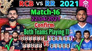 M16: RCB vs RR – Match Highlights