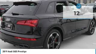 2019 Audi SQ5 Metairie LA N001478