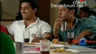 Bhagyavidhaata - Vinay Bindiya Cafe Scene