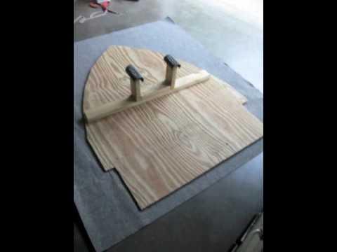 Casting Deck Build