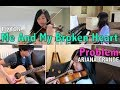 Download Me And My Broken Heart x Problem MASHUP (Rixton/Ariana Grande Cover) MP3 song and Music Video