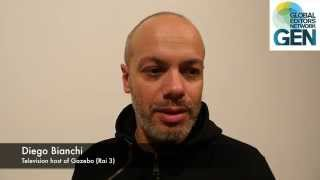 Interview Diego Bianchi (Gazebo) - 19 Million Project