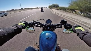 2016 Harley Davidson Forty-Eight - Test Ride Review
