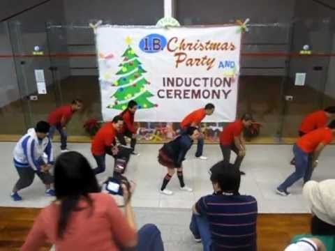 Gangnam Style W  Ilocano Brotherhood Officers Year 2012 video