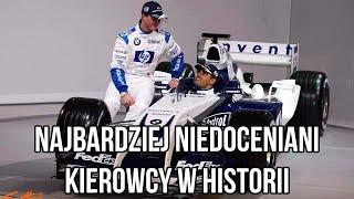 Najbardziej niedoceniani kierowcy Formuły 1