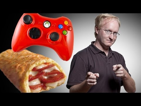 Build a Video Game Controlled Hot Pocket Dispenser