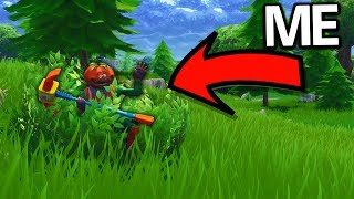 HIDE and SEEK in *NEW* FORTNITE PLAYGROUND MODE