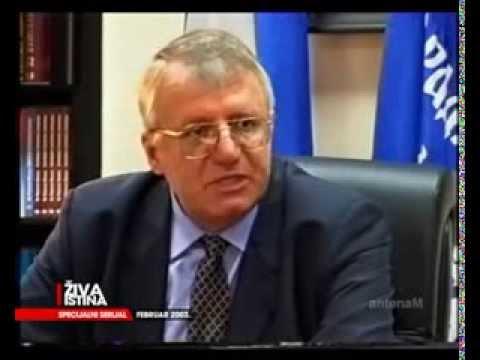 Seselj vs novinar ''crnogorac''