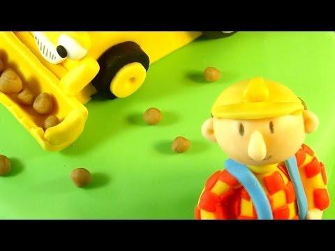 Bob the Builder cake (Dort Bořek Stavitel)