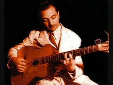 Django Reinhardt - Jazz Guitar Genius Music Videos