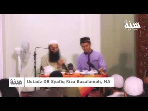 Profesi Rasulullah Setelah Diangkat Menjadi Rasul - Ustadz Syafiq Riza Basalamah