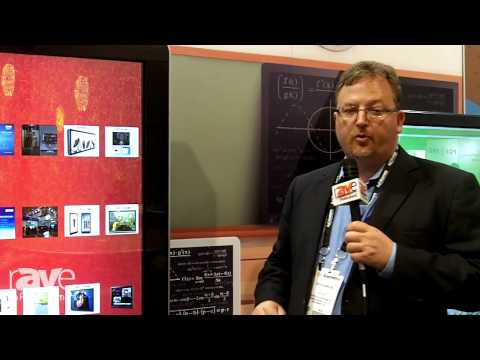 InfoComm 2014: SEEYOO Presents Their Multitouch Kiosk