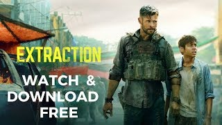 How To Watch & Download Extraction (2020) Full Movie HD