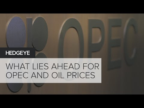 McMonigle: What Lies Ahead For OPEC and Oil Prices