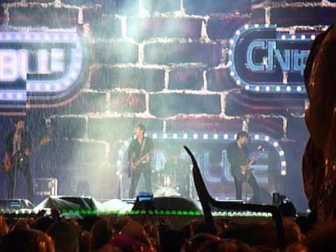 120814 - CNBlue - Hey You @ Olympic Athletes Return Kookmin Festival