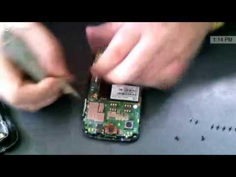 ¿Como reparar el V970m que se apaga solo?