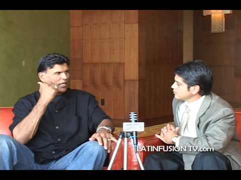 Anthony Muñoz Interview 1