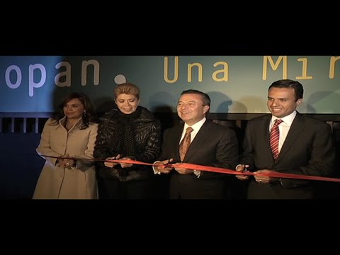 César Camacho- Inauguración del Corredor Cultural Urbano ZAPOPAN
