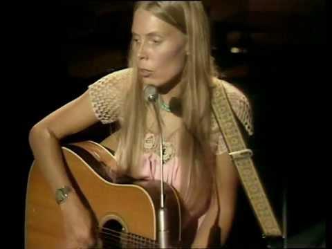 Joni Mitchell In Concert BBC 1970