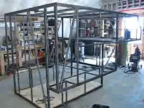 Building A Motorhome Plans