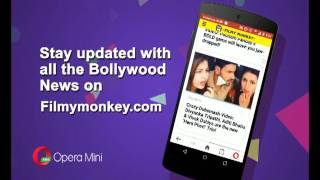 Opera Mini exclusively redesigned for India with Bollywood & Cricket card
