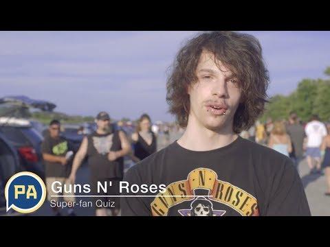 Guns N Roses Trivia  Guns N Roses Quiz